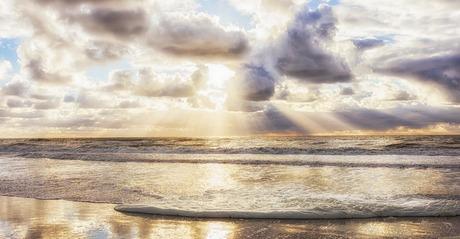 At the seaside in Texel