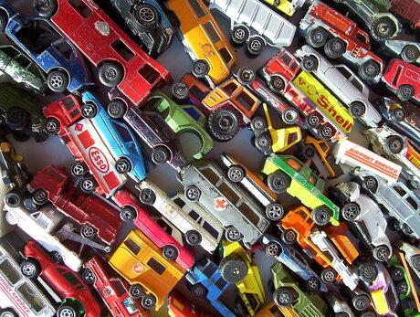 30 jaar bewaard auto's van weleer