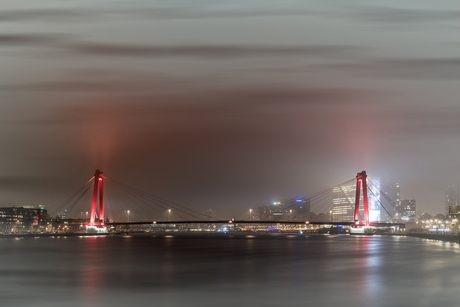 Rotterdam in de mist 6