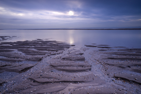 Geulen zand