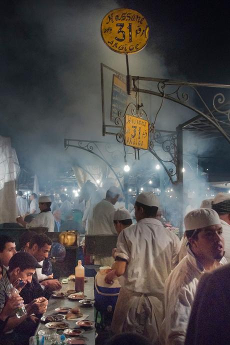 Dampen - Djemaâ el Fna - Marrakech