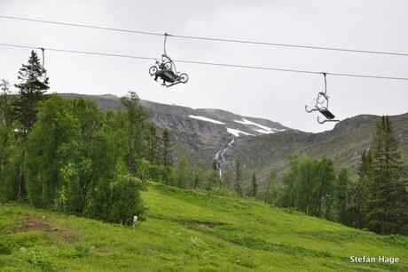 Åreskutan, Åre, Zweden