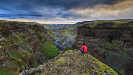 A Endless Place - IJsland