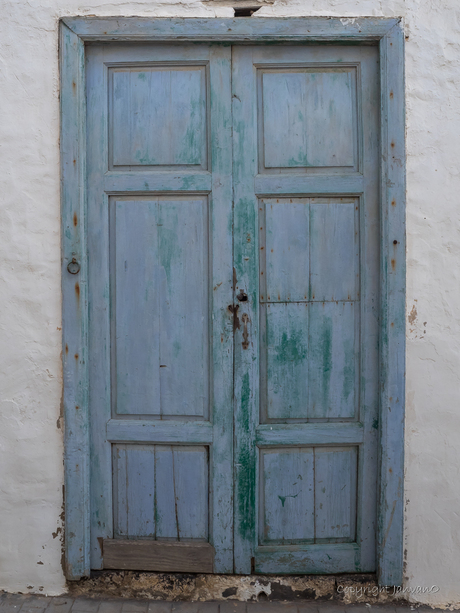 Lanzarote door 3