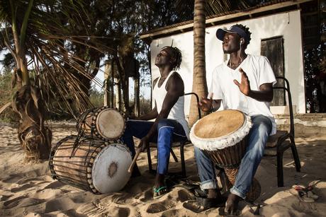 Het ritme van Africa
