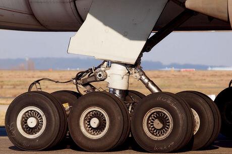onderstel b-777