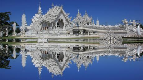 witte tempel