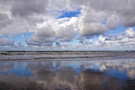 Noordzee strand