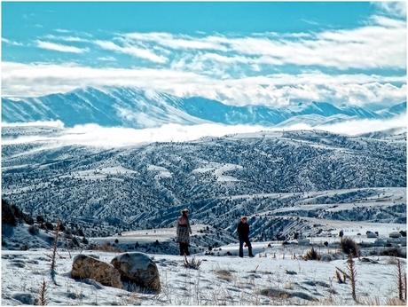 Winter in Turkije