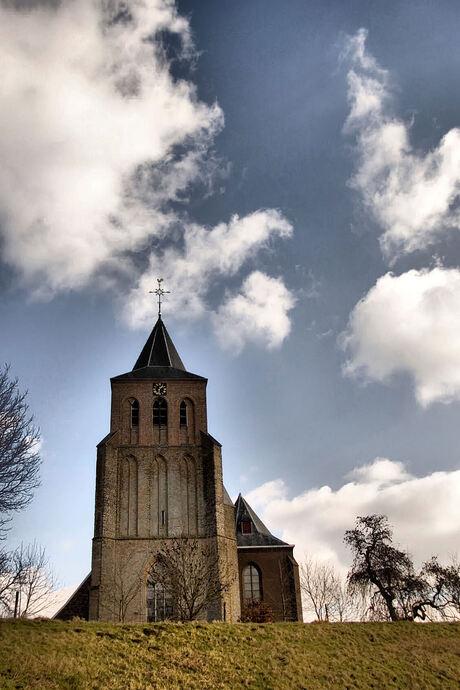 Kerk HDR