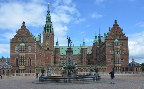 Fredericksborg slot