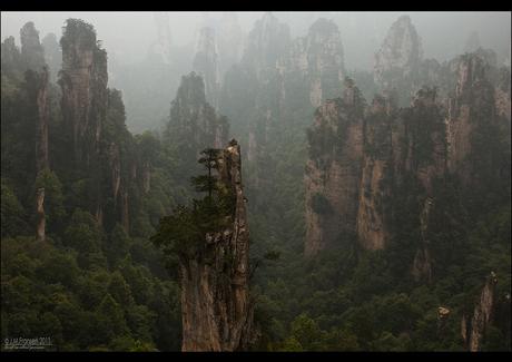 Tanzi Mountains.