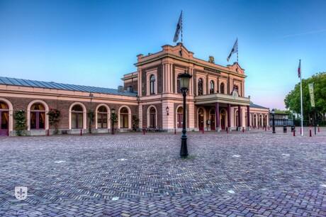 Spoorweg Museum (hdr)