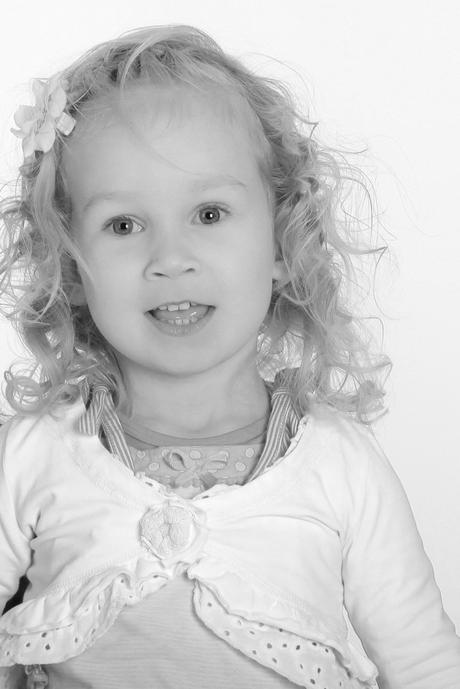 Glimlach van een kind...