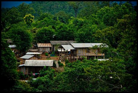 Landschap Thailand 12