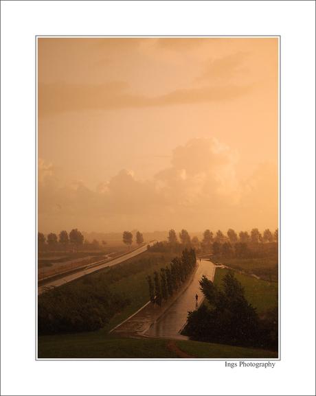 Herfst ????? nee: augustus 2014 in Nederland