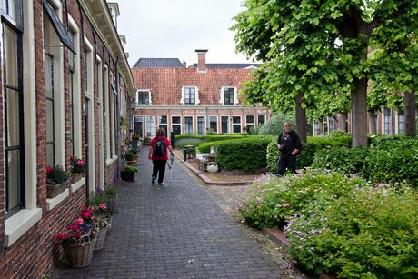 Hofjes in Groningen 2