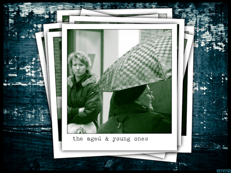 Snapshots in the rain: whats in the age