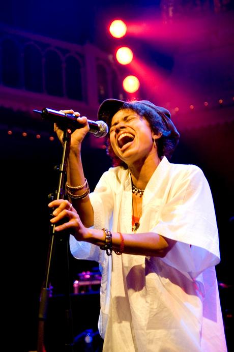 Nneka @ paradiso