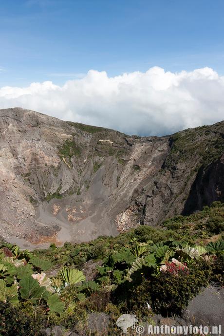Irazú vulkaan