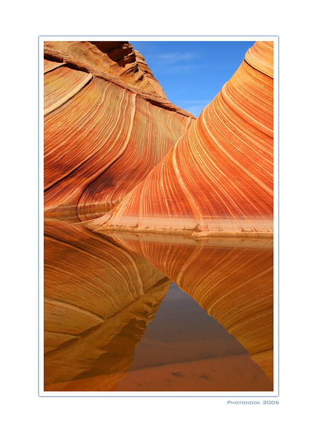Coyote Buttes ... In Line
