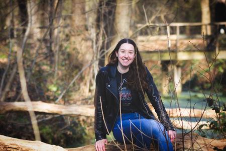 Iris - - - foto door Kirstenmx op 26-02-2021 - deze foto bevat: portret, daglicht, meisje, fotoshoot