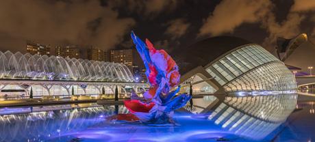 Stad van de Kunst en Wetenschap - Valencia