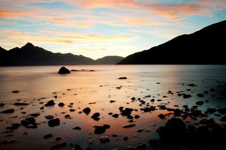 New Zealand, lake wakatipu