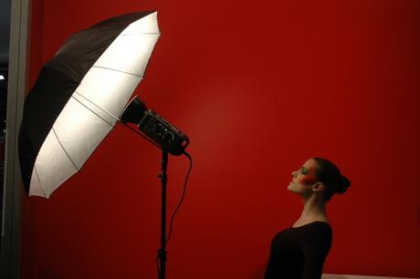 model en lamp