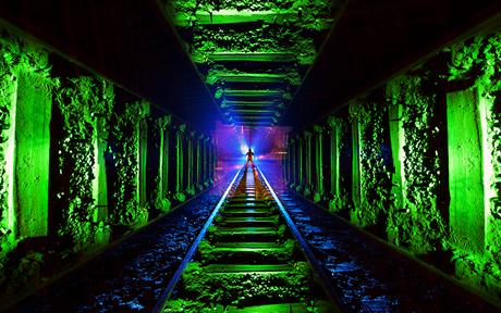 Tunnel Frenzy