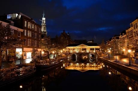 Leiden 's nachts