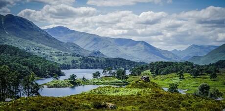 Schotland 2 Loch Affric
