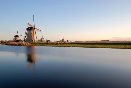 Windmolens van Kinderdijk