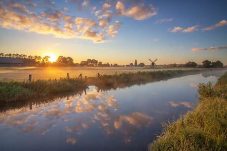 Holland Sunrise