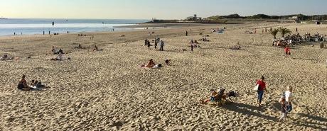 Stranddag