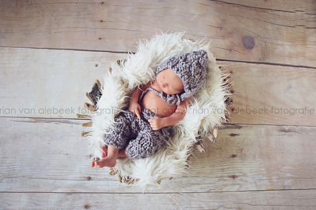 RianvanAlebeekFotografie - Newborn Javy