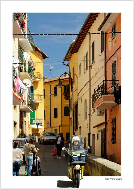 Italië 14 Toscane