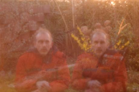pinhole dubbel zelfportret