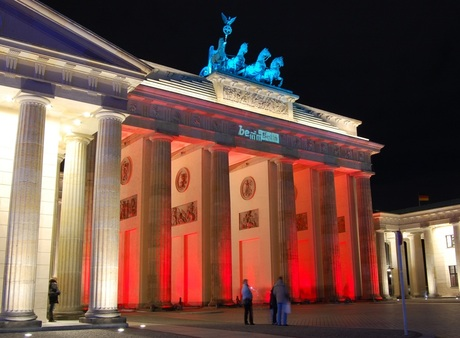 Berlijn - Festival of Lights - Brandenburger Tor 6