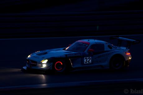 24h-rennen Nürburgring Mercedes-Benz SLS AMG GT3