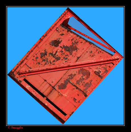 Red-rust-in balance