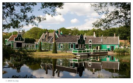 Openluchtmuseum - Openluchtmuseum Zaanstreek - foto door LeidydeBoer op 26-10-2011 - deze foto bevat: museum, openluchtmuseum, zaanstreek