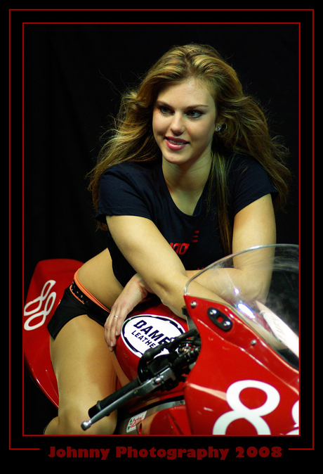 Biker Babe @ Experience 2008