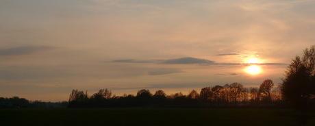 SunSet over Klarenbeek (2)