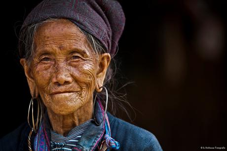 Sapa Mong vrouw