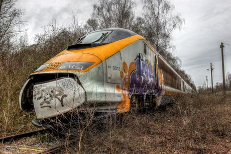 Verlaten TGV