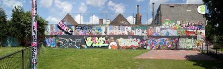 grafiti - Grafiti in Tilburg - foto door jardena op 22-05-2012 - deze foto bevat: architectuur, grafiti