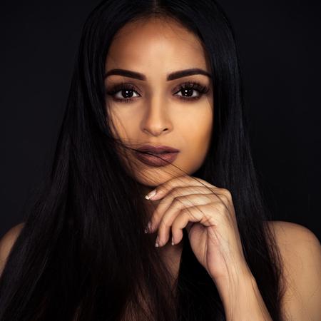 Ashley - - - foto door yorickmulyanah op 16-12-2019 - deze foto bevat: vrouw, flits, haar, beauty, studio, fotoshoot, flitser, strobist, hasselblad, mediumformat