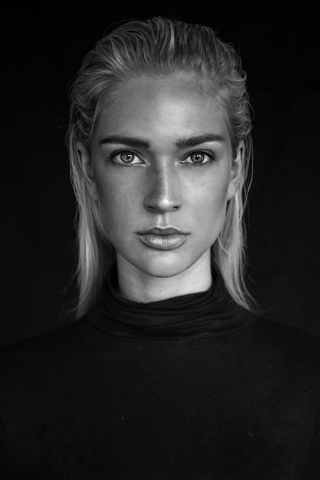 Portrait of Marieke
