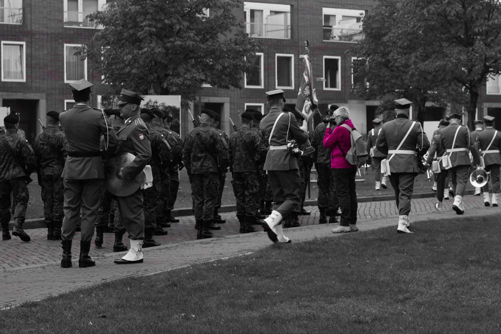 BredaPhoto - Herdenking bevrijding Breda 70 jaar geleden. - foto door MarjolijnVonhof op 01-11-2014 - deze foto bevat: breda, bredaphoto